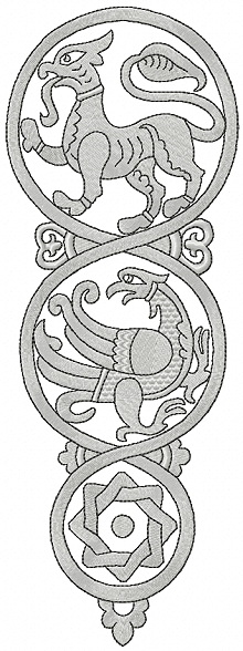 Medieval Decorative Motif