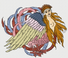 Sirin Fairytale Bird