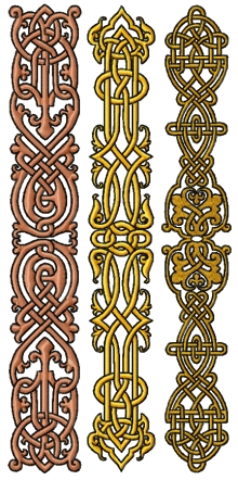 Celtic Border Set