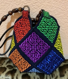 Celtic Purse Set