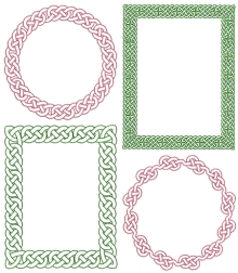 Celtic Frame Set