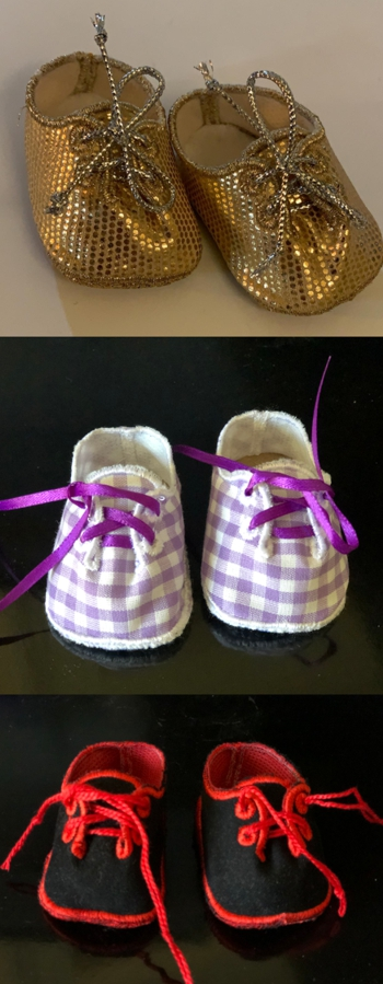 Doll Sneakers for 18-inch Dolls