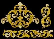 Baroque Decorative Set