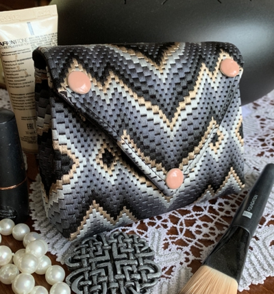 Bargello Small Purse II