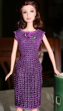 FSL Cocktail Dress for 12-in. Doll