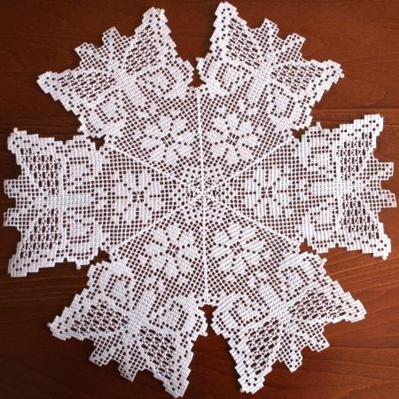 CROCHET BUTTERFLY DOILY PATTERN – Crochet Patterns