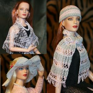 FSL Fashion Accessories Set  for Tonner 16-in Dolls