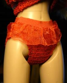 Panties for Tonner 16-in Dolls