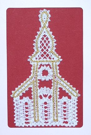 FSL Battenberg Lace Church