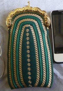 Vintage-Style Purse in-the-Hoop (ITH)