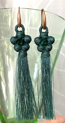 FSL Tassel Earrings In-the-Hoop (ITH)