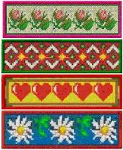 Bookmark Set IV