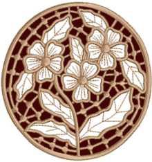 Primrose Medallion