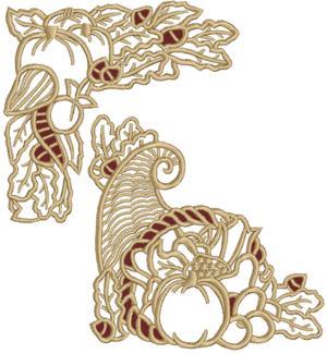 CORNUCOPIA CROCHET FREE PATTERN | Original Patterns