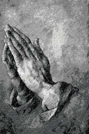 Albrecht Durer. The Praying Hands.