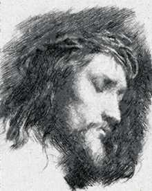 Jesus Christ by Carl Bloch.