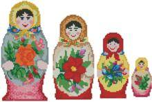 Russian Nesting Doll Set