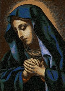 Mater Dolorosa by Carlo Dolci