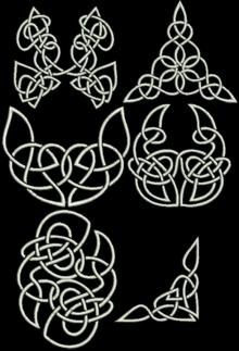 Celtic Motif Set III