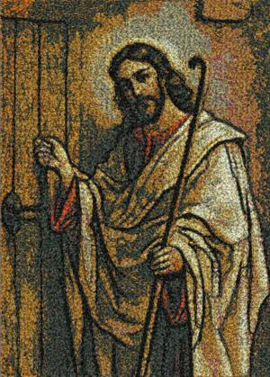 Christ Knocking at the Door