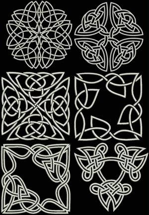 Advanced Embroidery Designs Celtic Embroidery Designs