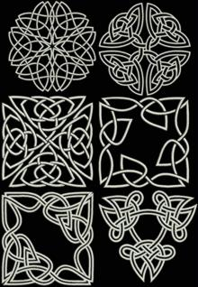 Celtic Motif Set V