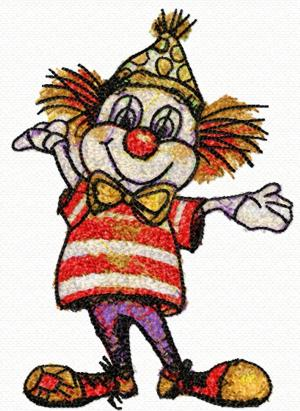 Merry Clown III