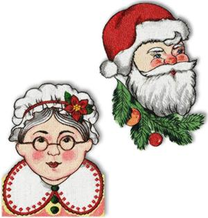 Crochet Pattern - Mrs. Santa Claus, PDF | SuePendleton - Patterns