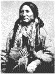 Chief Kicking Bird