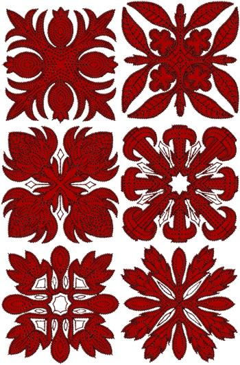 Embroidery Hawaiian Flower Patterns 171 Embroidery Amp Origami