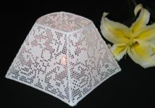 FSL Crochet Candle Shade