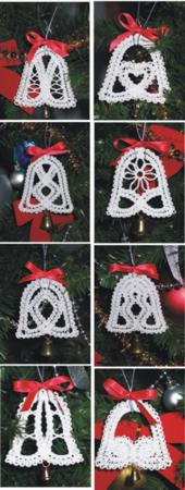 FSL Crochet Christmas Ornaments