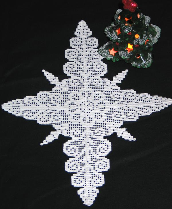 Advanced Embroidery Designs Fsl Crochet Star Of