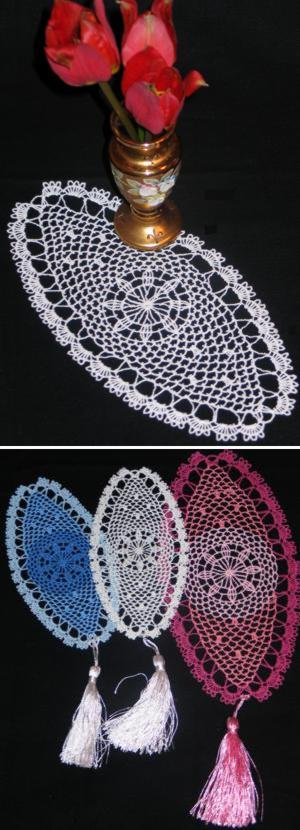 crochet dream catcher by prettylilthings on Etsy