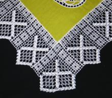 FSL Crochet Geometric Border Set