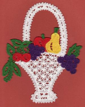 FSL Battenberg Fruit Basket Lace