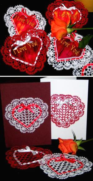 Take My Heart FSL Crochet Set