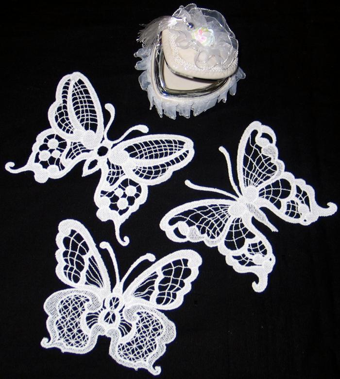 Free Standing Lace Embroidery Designs