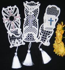 FSL Easter Bookmark Set