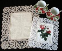 FSL Battenberg Rose Border Set