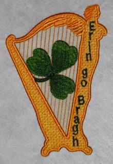 FSL Golden Harp