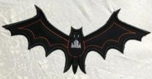Bat Applique