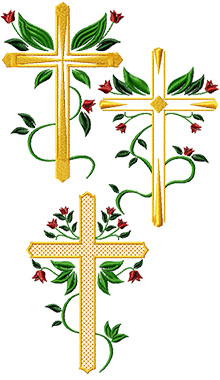 Easter Cross Set