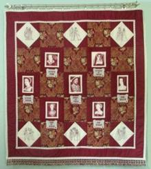 Designs for Tudor Quilt