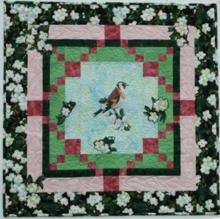 Spring Song Quilt Pattern