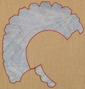 Turkey Cutwork image 3