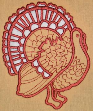 Turkey Cutwork image 4