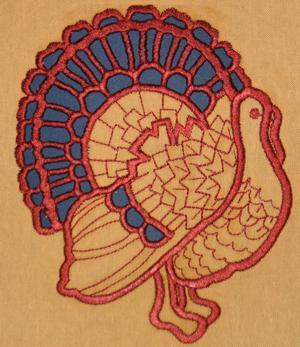 Turkey Cutwork image 5