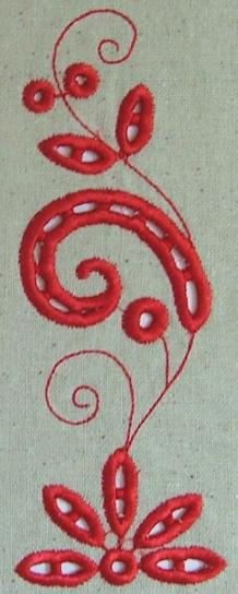 Additional embroidery design image 5