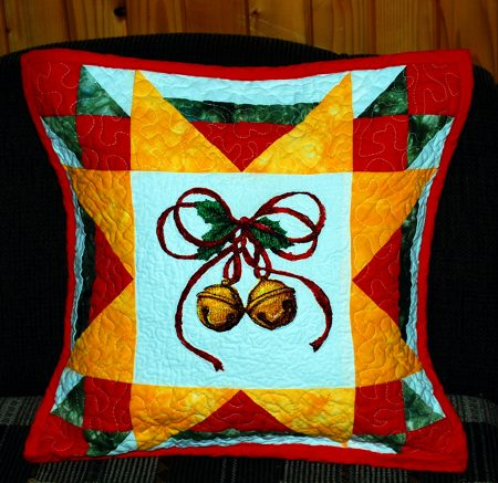 Advanced Embroidery Designs - Jingle Bells